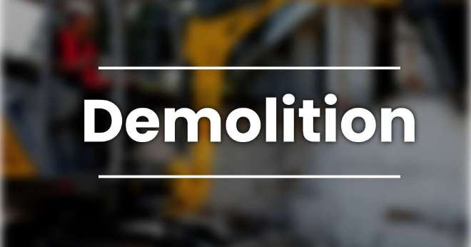 demolition company in Dubai
