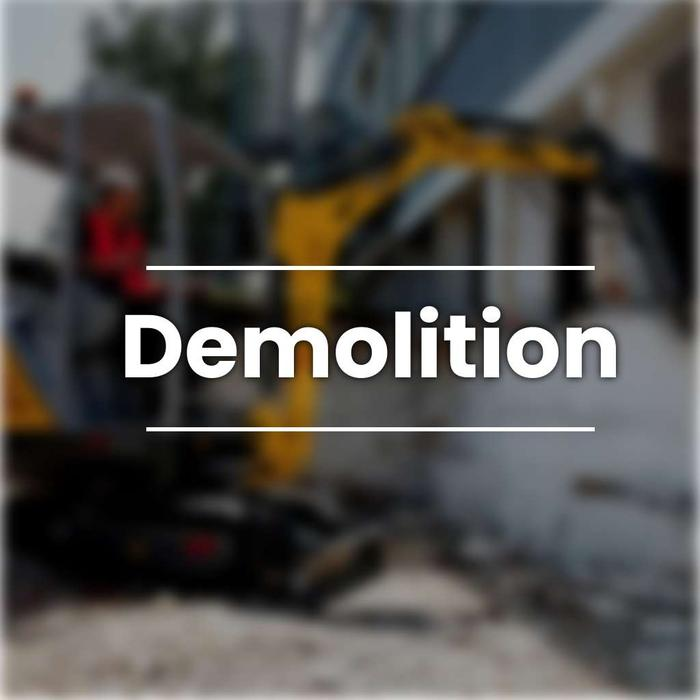 Demolition contractors in uae