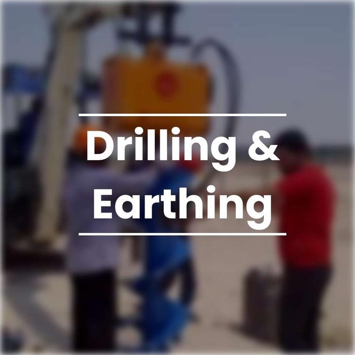DRILLING & EARTHING contractors in uae