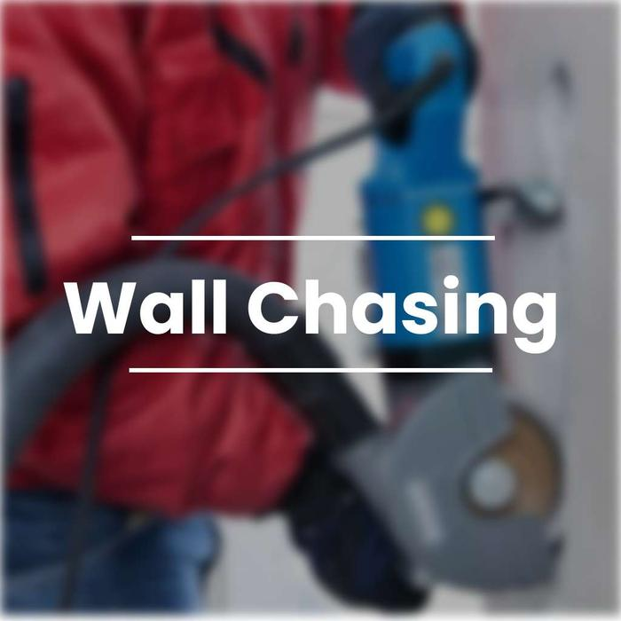 WALL CHASING contractors in uae